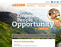 Accion International Website