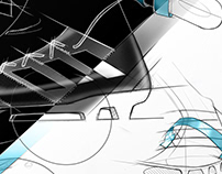 Renders/Sketches - Adidas Internship