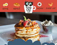 Tomcat Cafe Redesign