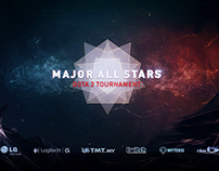 Major All Stars Dota 2 Tournament