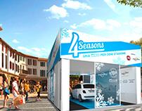 Four Seasons roadshow