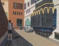 Kato with Gaudi
