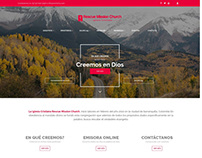 Sitio Web Institucional - resmichu