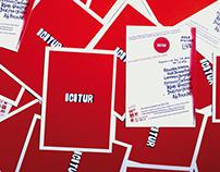 Flyer & affiche Igitur