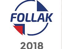 FOLLAK / Kalendarz 2018