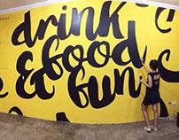 Mural: Grupo Bar