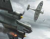 Battle of Britain Combat Archives - August 19th