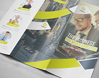Chevy Corporate Trifold