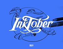 InkTober 2016 Illustrations