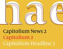 Capitolium 2, new styles!