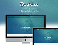 Business Webpage Design