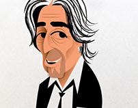 Al Pacino for the LA Times