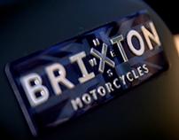 Brixton Motorcycles / Visual Identity