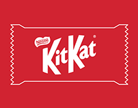 Kit Kat Billboard Concept