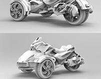 RHINO 3-D模型
