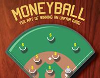 """""""Moneyball"""" Book & Movie Redesign"""
