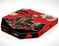 Proyecto Caja Pizza Hut