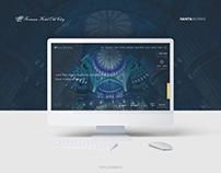 Ferman Hotels Official Website Design