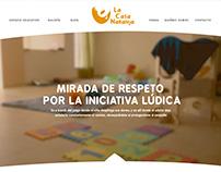 Web La Casa Naranja - 2015