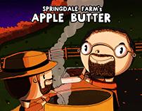 Springdale Farm's Apple Butter