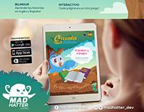 CuentaFabula | MadHatter Games