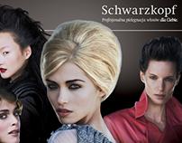 SCHWARZKOPF - promotion de la marque