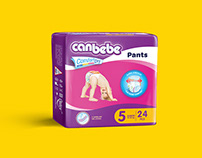 Canbebe Packaging Design