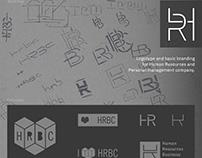 HRBC logotype & branding