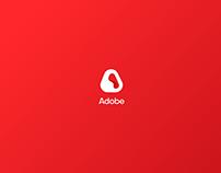 Adobe Logo Redesign Concept