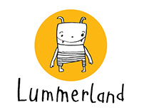 LUMMERLAND Visual Identity / Eco Toy Shop