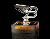 Lalique For Bentley - Full CGI & Retouching