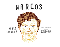 Narcos,Pablo Escobar