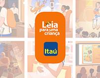 Leia para uma Criança - ativação (Itaú / Mutato)