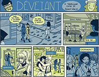 Déveiant: Angoulême Comic