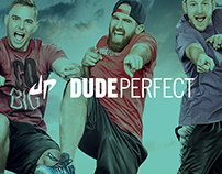 DUDE PERFECT Graphic Tees