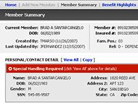 MedAccess Call Center Enterprise Web Application