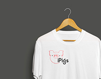 iPigs: Logo Design