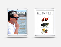 Gastromondiale - Interactive Tablet Magazine