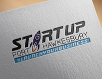 Start Up Port Hawkesbury Logo