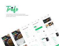Trafo- The food app