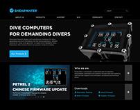 Shearwater – Branding