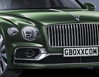 2020 Bentley Flying Spur Limousine Pistacia
