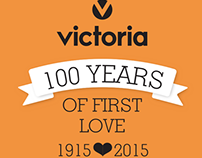 Spot Victoria: 100 Years of First Love