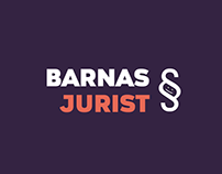 Visual identity of Barnas Jurist