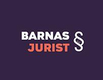 Visual identity of Barnas Jurist
