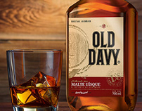 Old Davy - Classic Whisky