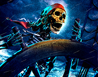The Pirates of the Caribbean, Disney Pictures