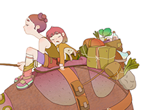 A ride back home