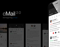 eMail 2.0 App Concept