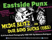 ELA Punk Rock Photography 1988-1991